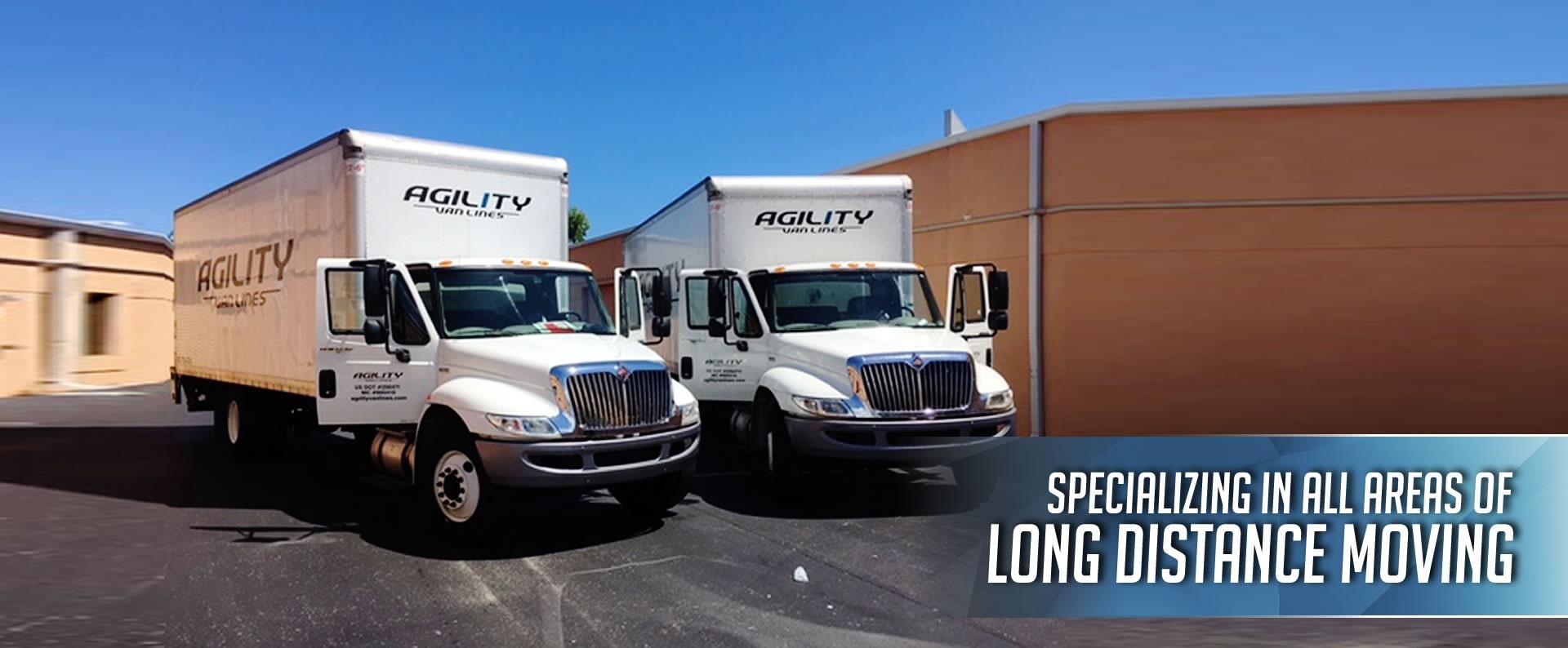 Agility Van Lines, Inc. image 0