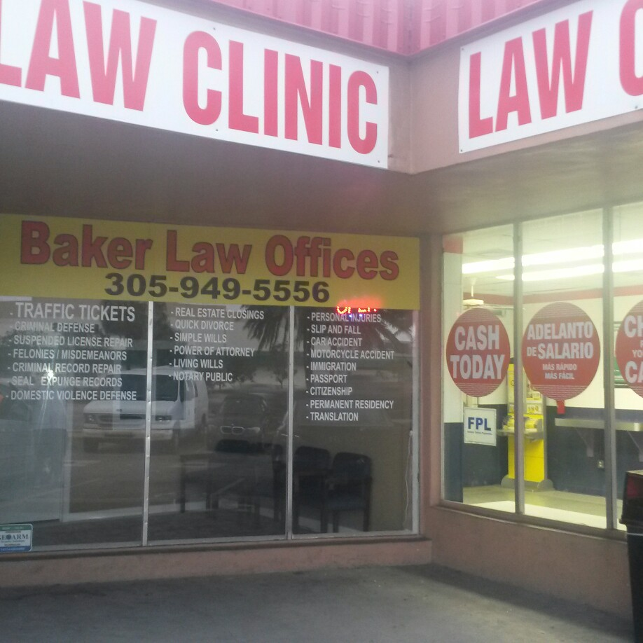The Baker Law Offices image 0