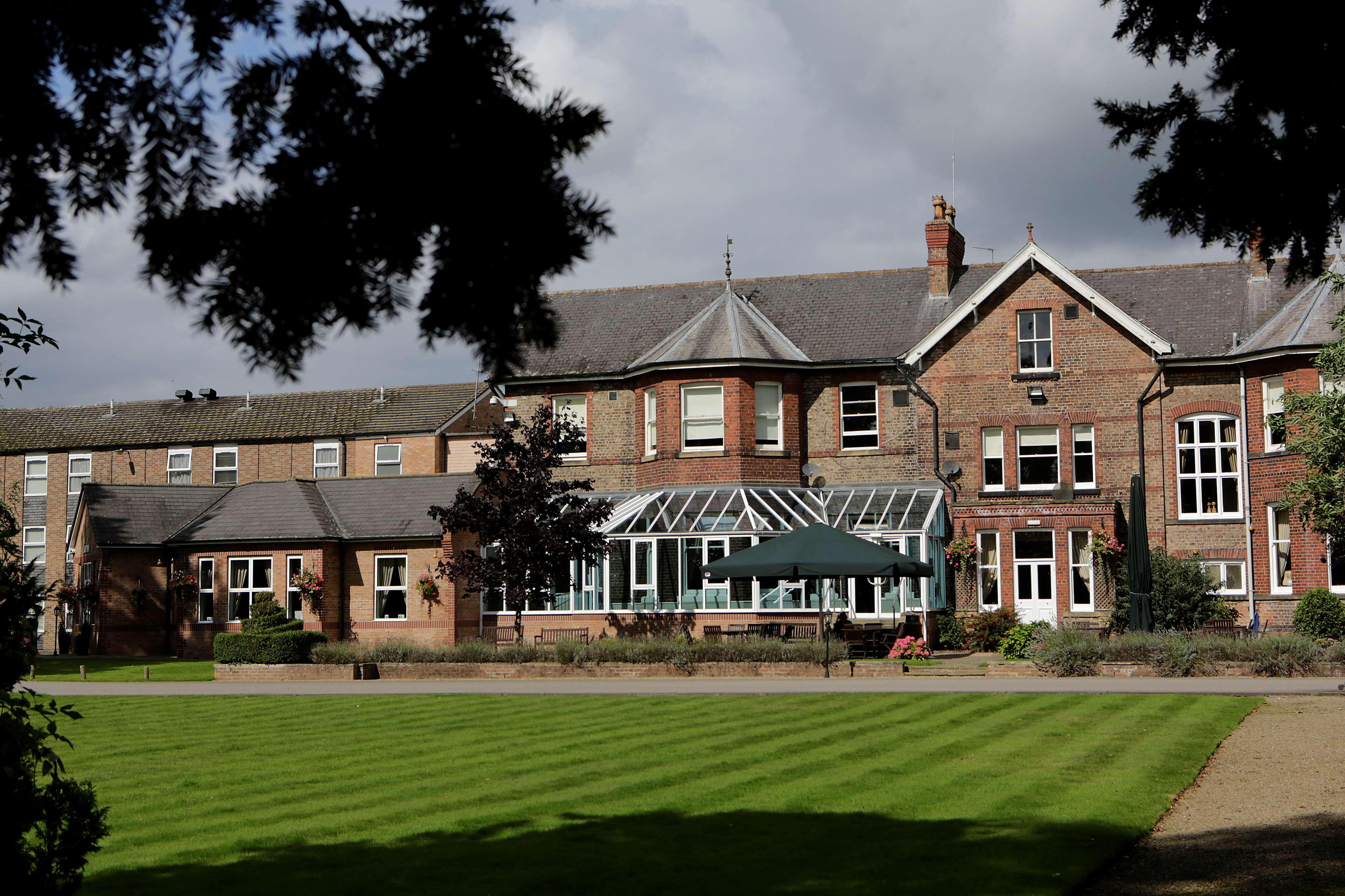 The Burn Hall Hotel York