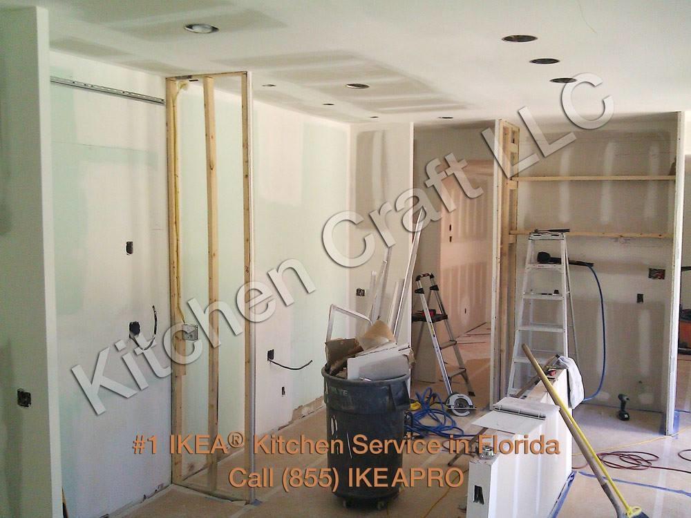 Kitchen Craft LLC - Ikea Kitchen Installation image 7