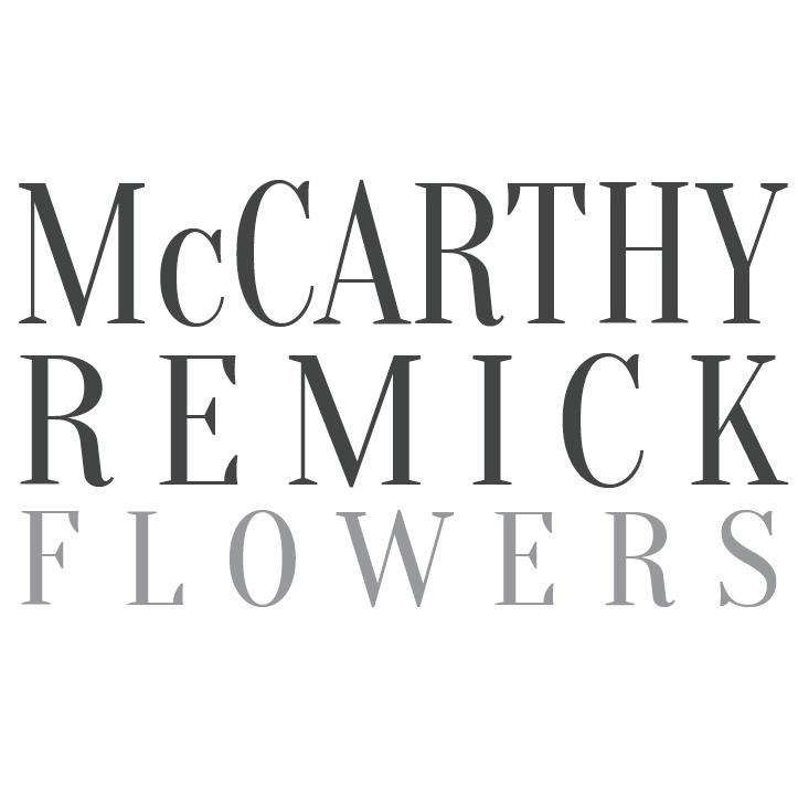 McCarthy - Remick Flowers Logo