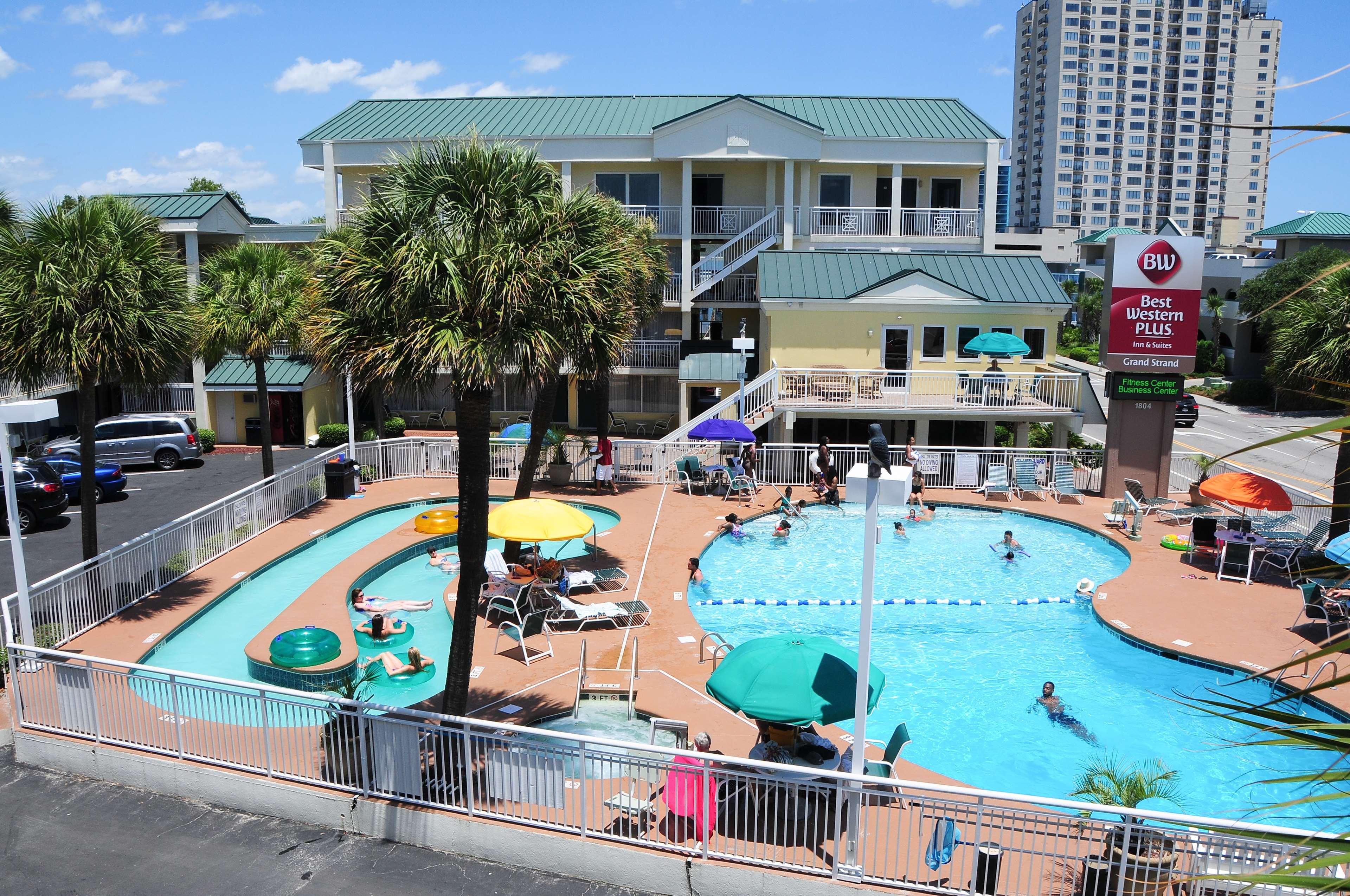 Best Western Plus Grand Strand Inn & Suites image 8