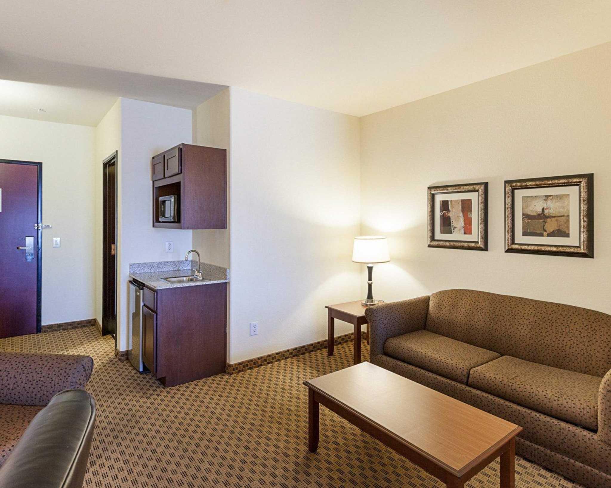Comfort Suites San Antonio North - Stone Oak image 29
