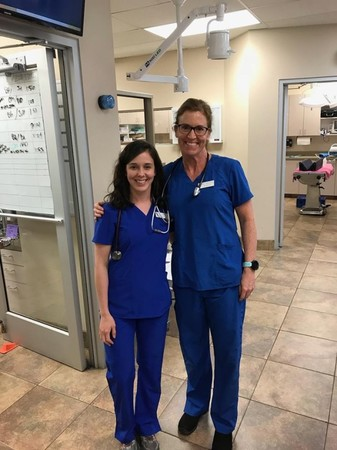 Dr. McReynolds and Dr. Hirth