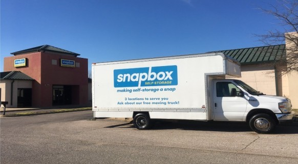 Snapbox Self Storage image 0