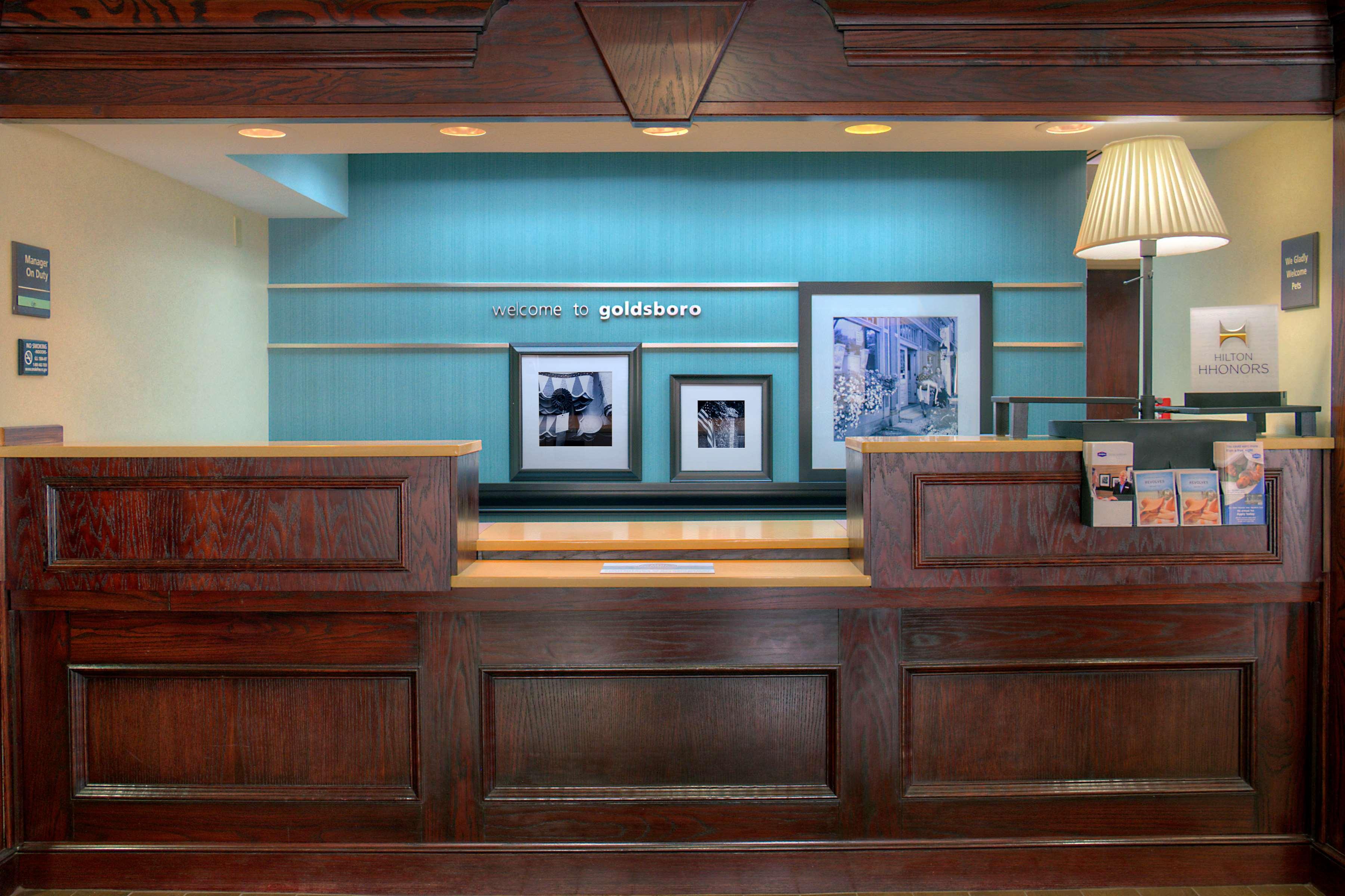 Hampton Inn Goldsboro image 2