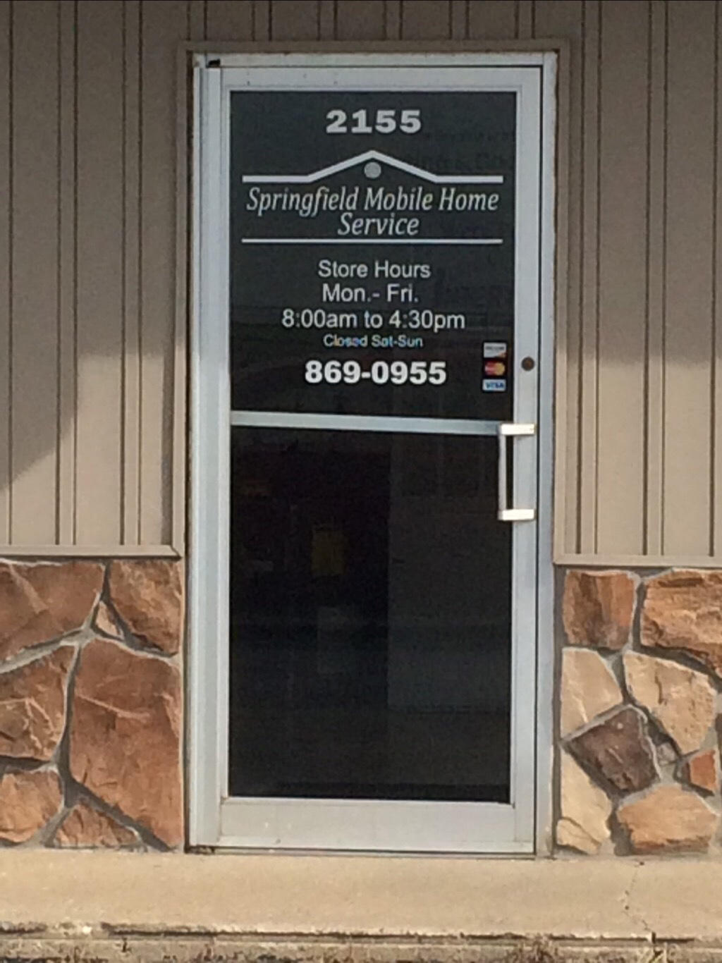 Springfield Mobile Home Service image 6