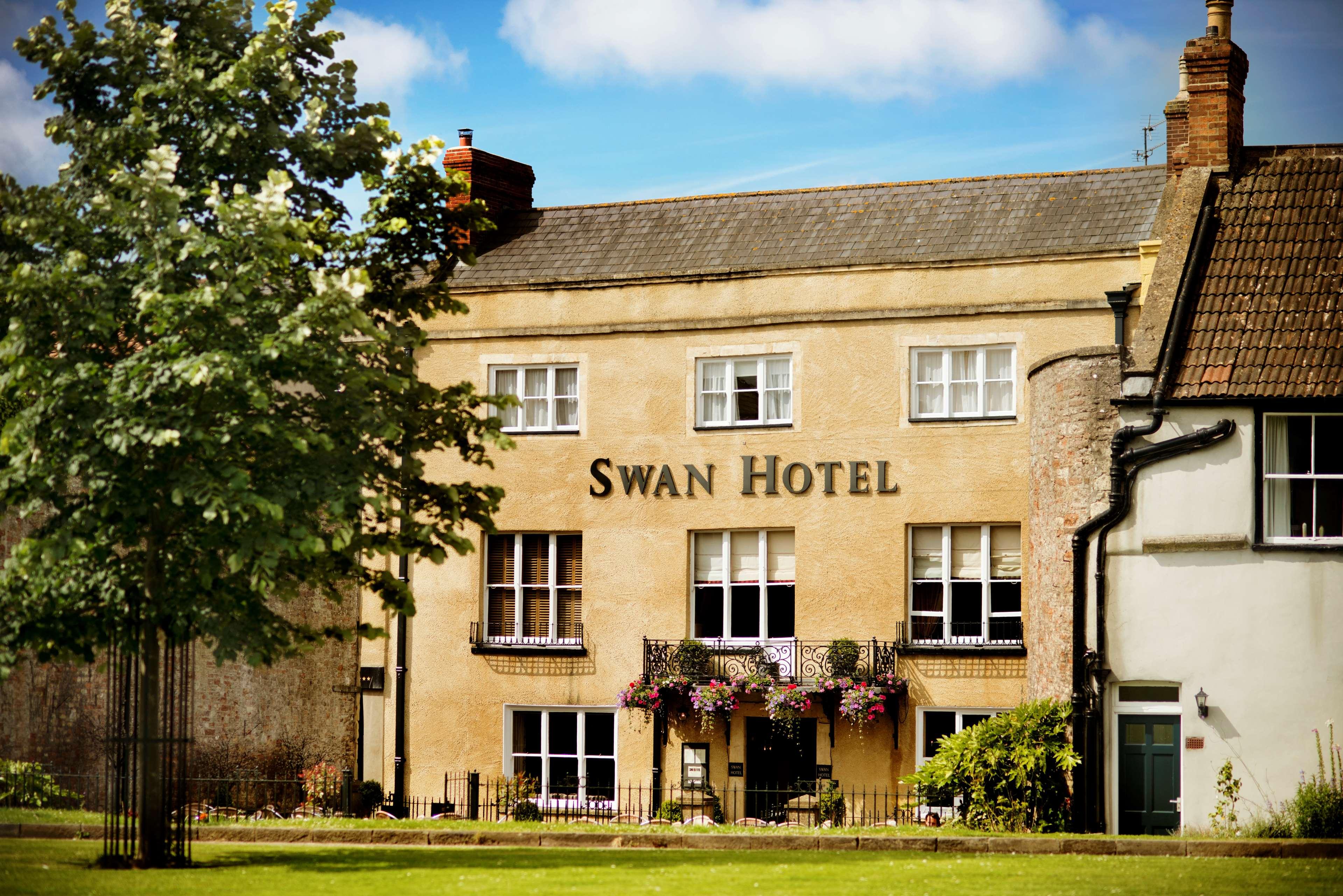 Best Western Plus Swan Hotel Wells