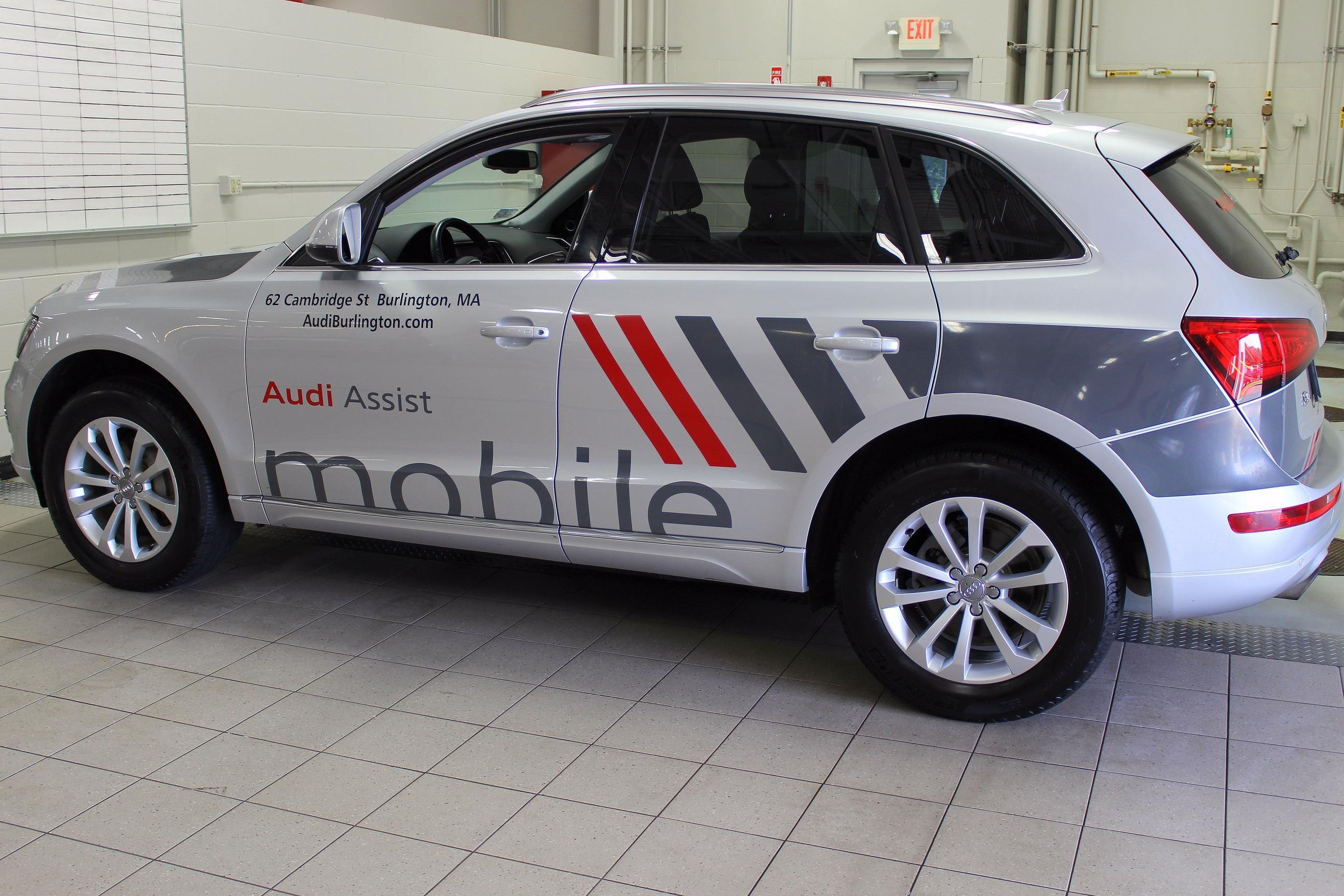 Audi Burlington image 10
