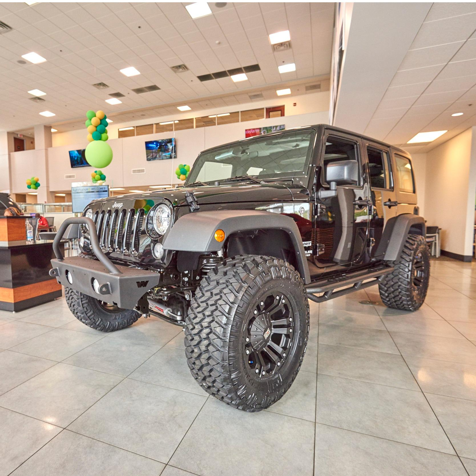 AutoNation Chrysler Dodge Jeep RAM Mobile