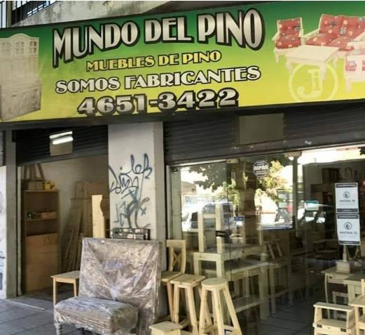 MUNDO DEL PINO