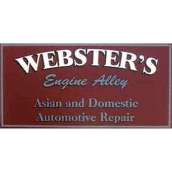 Webster's Engine Alley, Inc