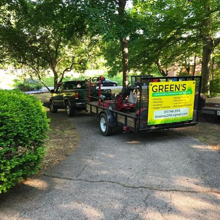 Image 3 | Green's Lawncare & Property Services