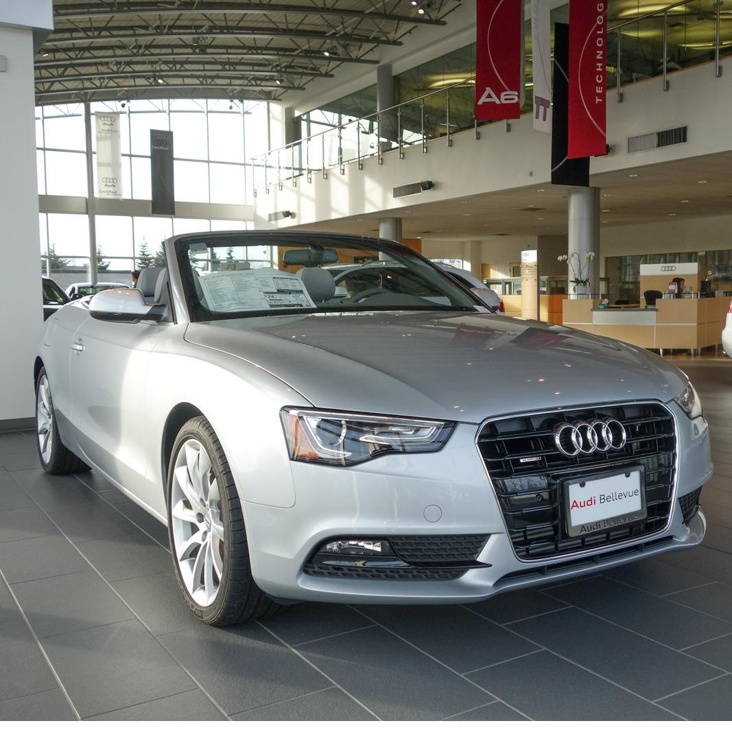 Audi Bellevue Th Avenue NE Bellevue WA Auto Dealers MapQuest - Bellevue audi