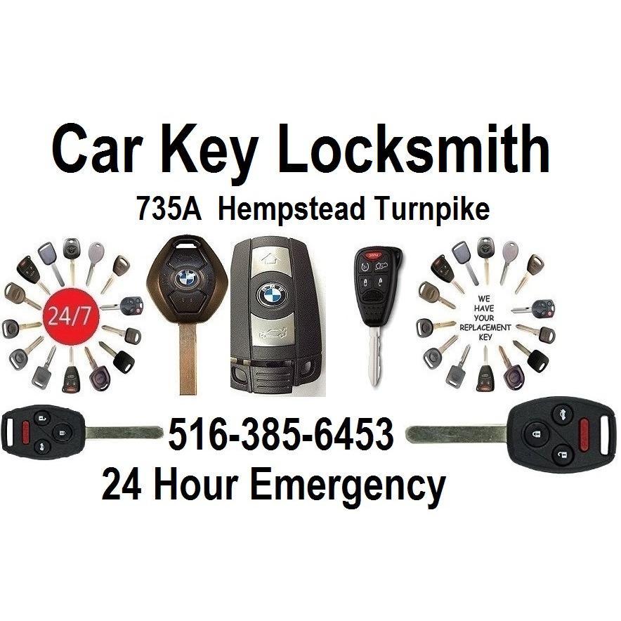 Car Key Locksmith Inc / Auto Key Replacement