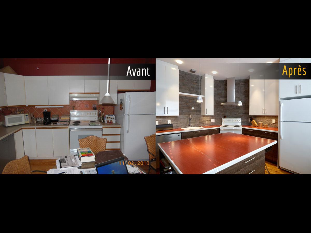 Rénovation CSR à Laval