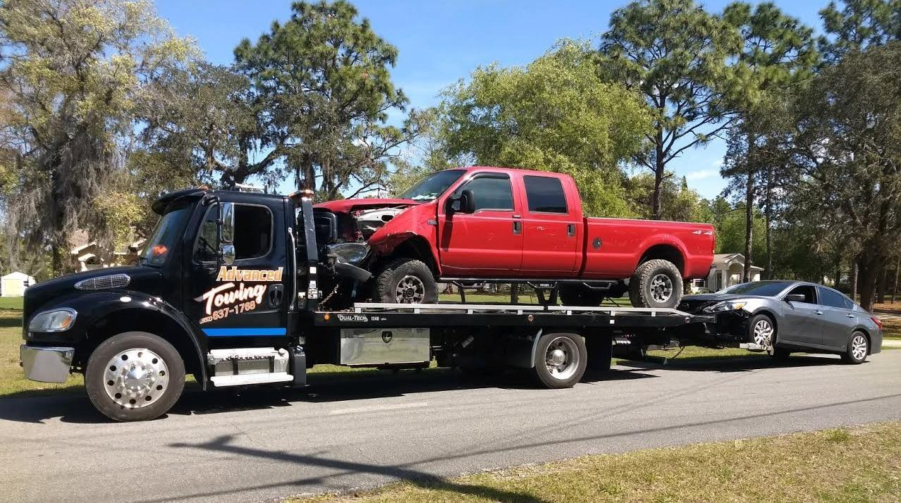 Advanced Towing image 18