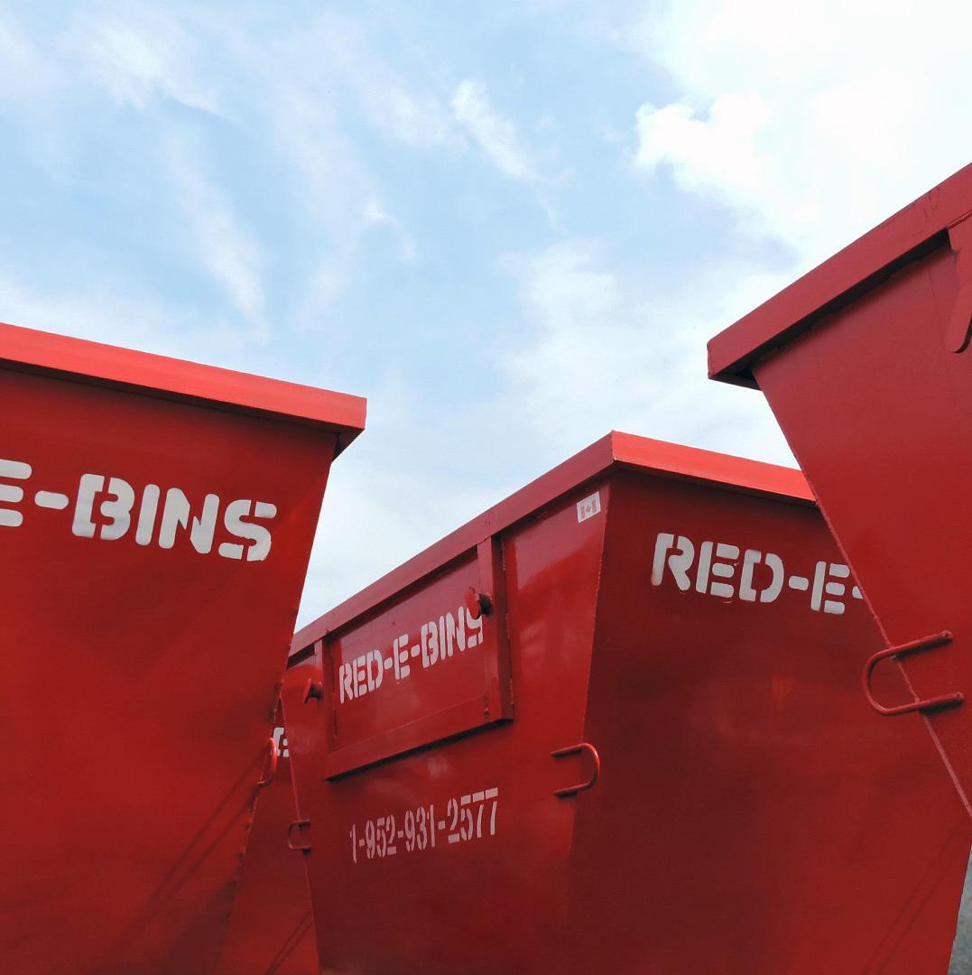 RED-E-BINS image 0
