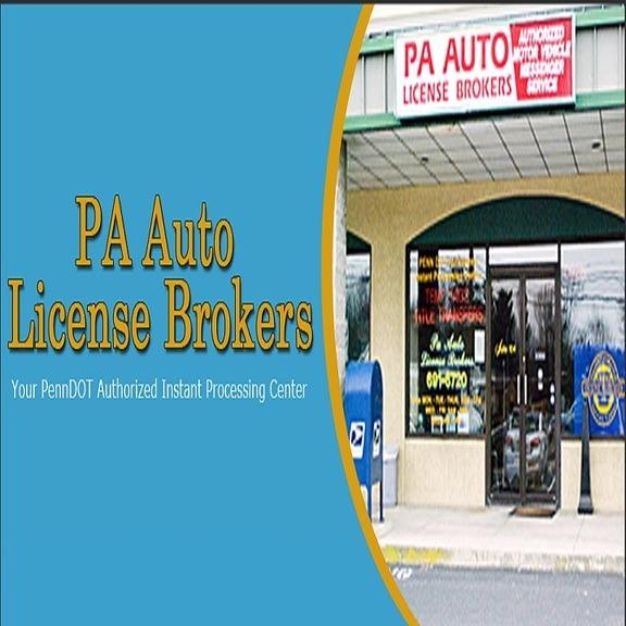 PA Auto License Brokers image 3