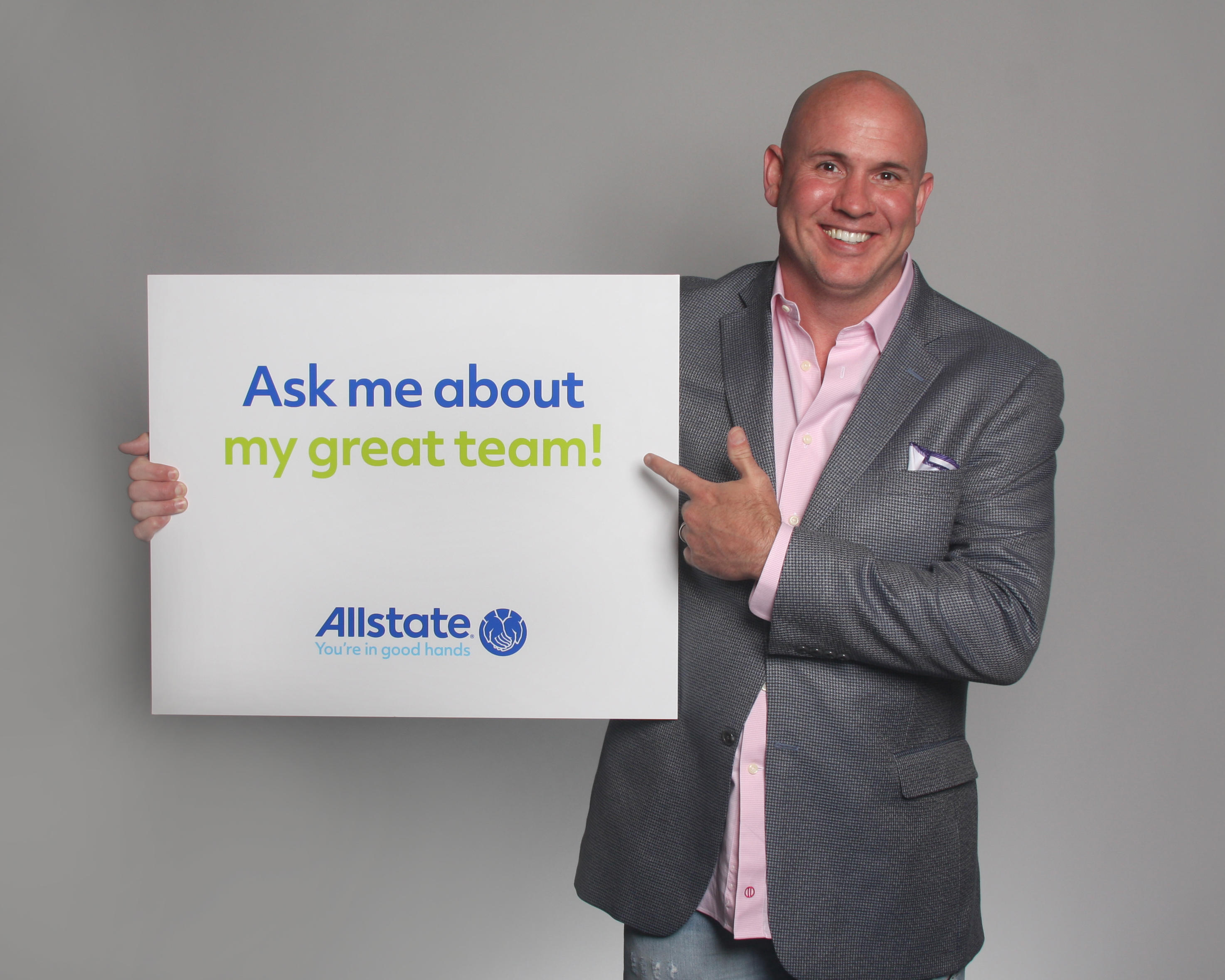 Jason Fleming: Allstate Insurance
