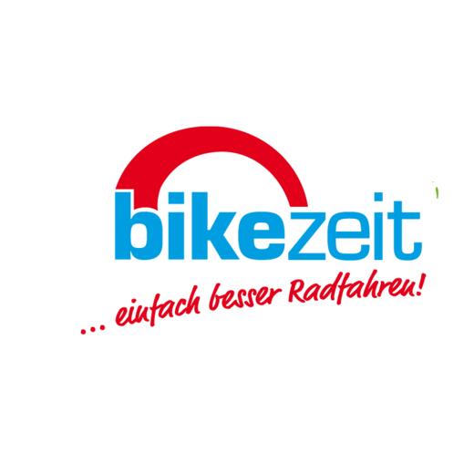 Logo von Bikezeit Fahrräder