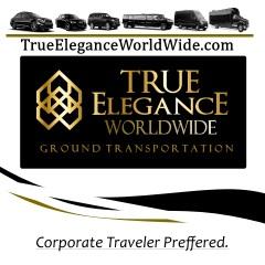 TRUE ELEGANCE LIMOUSINES WORLDWIDE TRANSPORTATION
