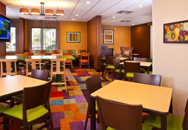 Fairfield Inn & Suites by Marriott Houston Hobby Airport image 8
