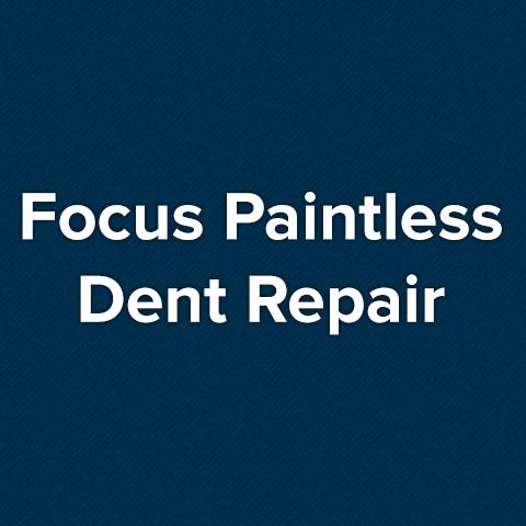 Focus Paintless Dent Repair