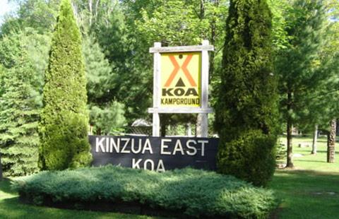 Kinzua East KOA image 0