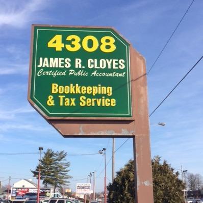 James R Cloyes CPA