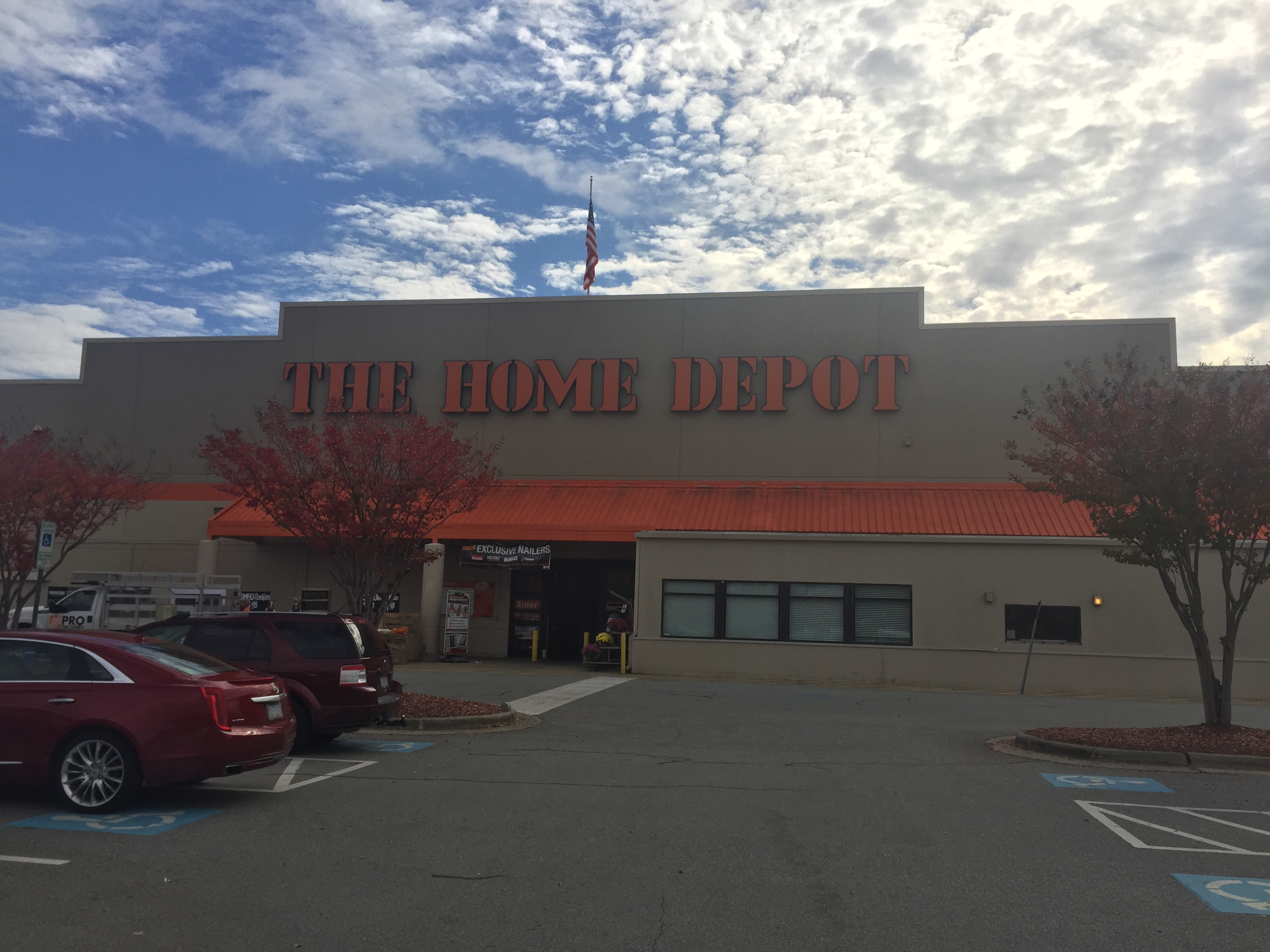 The home depot in greensboro nc whitepages