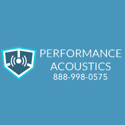 Performance Acoustics
