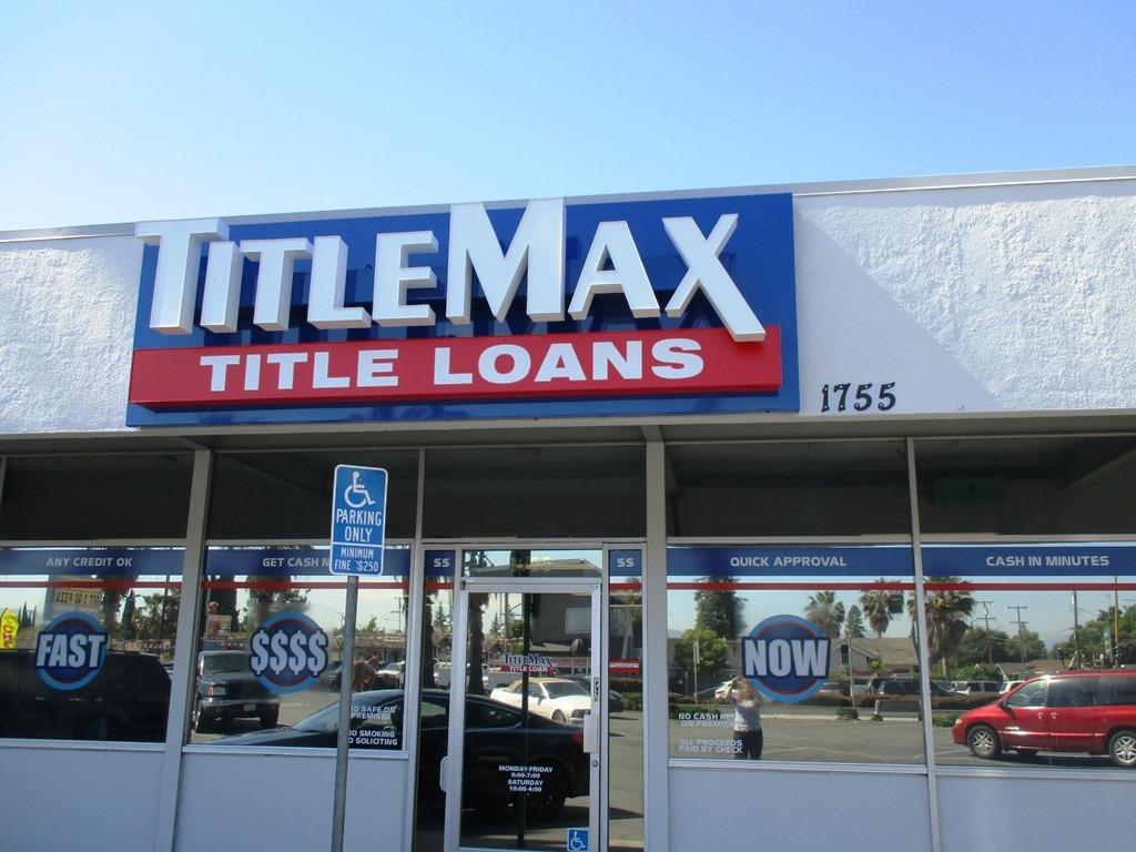 TitleMax Title Loans in San Jose, CA - (408) 924-0...