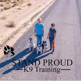 Stand Proud K9 Training