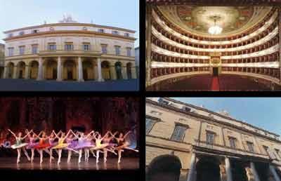 Teatro Comunale Luciano Pavarotti Fondazione Teatro Comunale di Modena