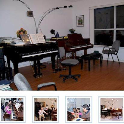 Piano Lesson Studio by Lisheng