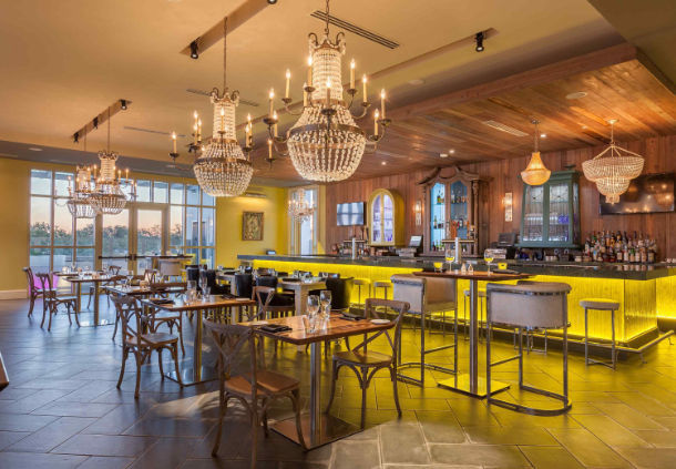 Eleve Rooftop Restaurant & Lounge