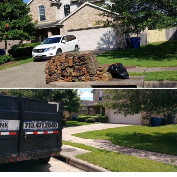 One Stop Junk Removal TX image 33