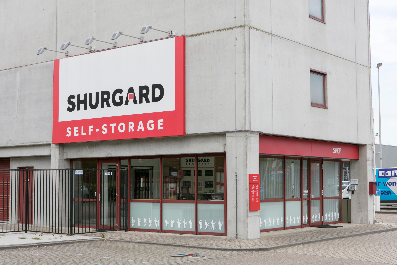 Shurgard Self-Storage Amsterdam West