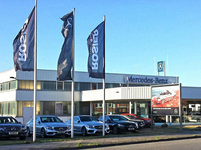 Autohaus Rosier Braunschweig GmbH Wolfsburg