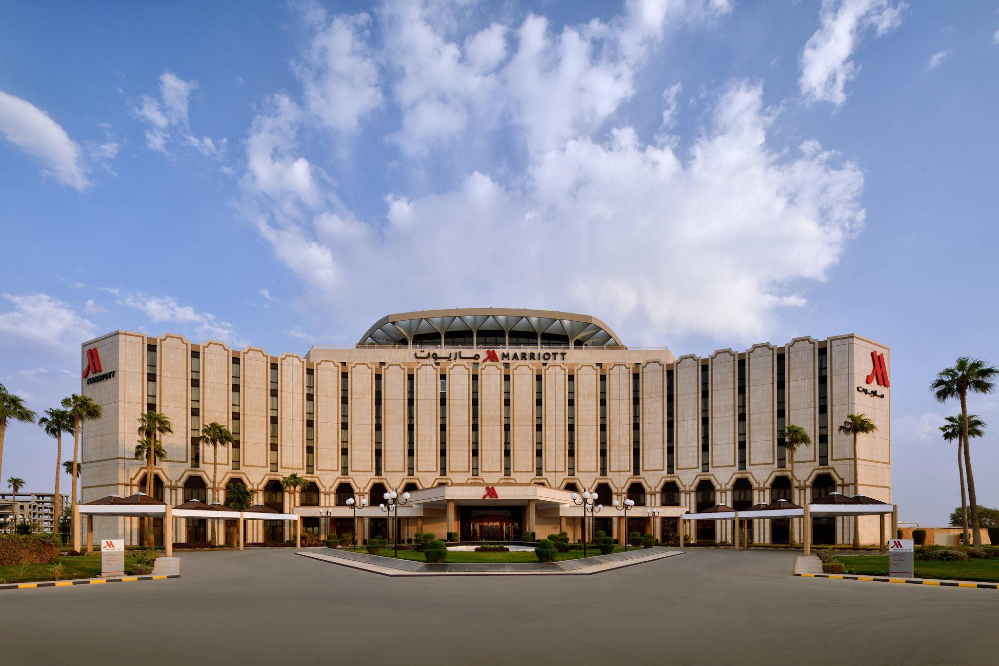 Riyadh Airport Marriott Hotel
