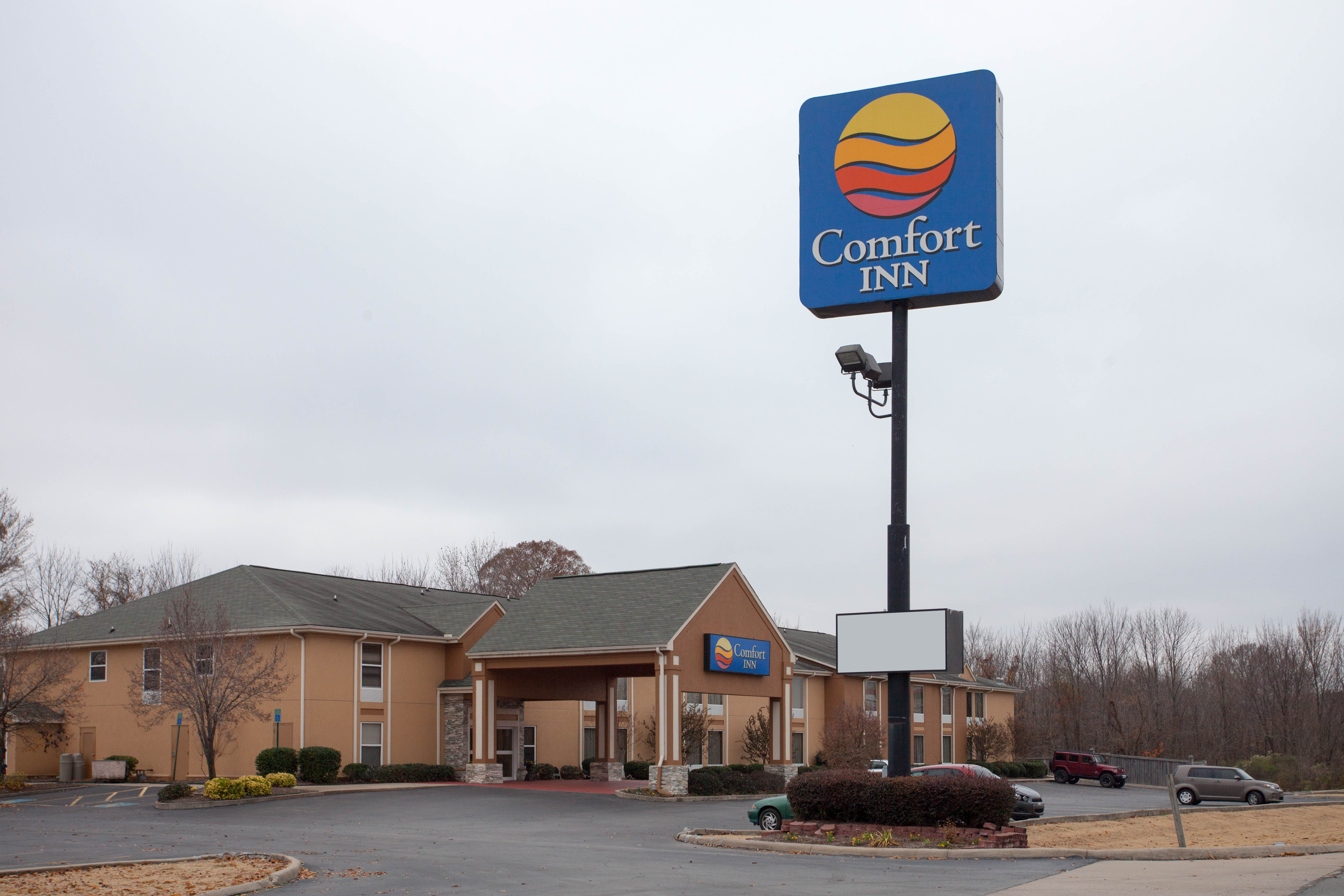 Comfort Inn I 40 East In North Little Rock Ar Whitepages