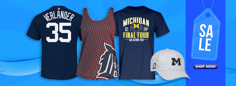 Fanatic U 👍 Michigan Sportswear in Garden City in Garden City, MI, photo #5