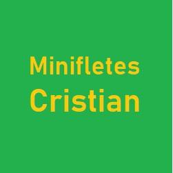 MINIFLETES CRISTIAN