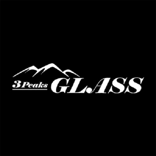 3 Peaks Glass
