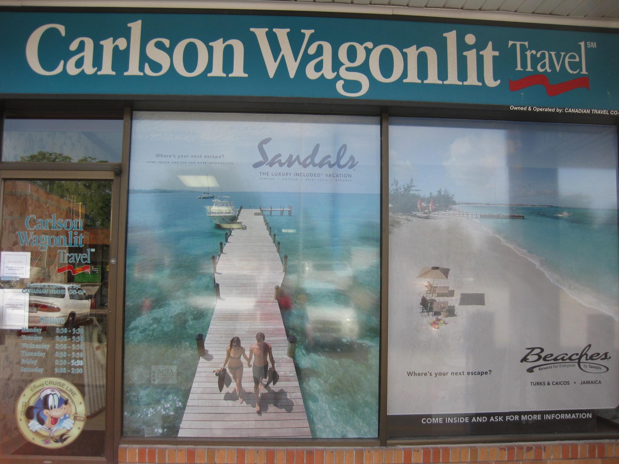 carlson wagonlit travel burlington on ourbis. Black Bedroom Furniture Sets. Home Design Ideas