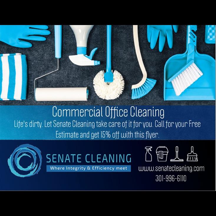 Senate Cleaning