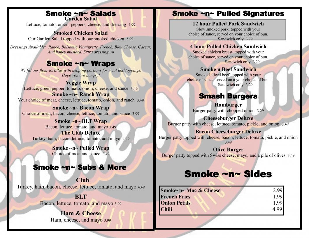 Smoke-N-Buns image 1