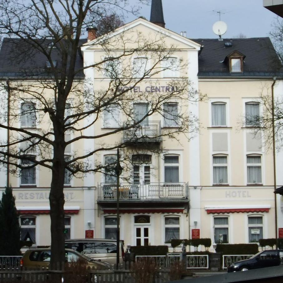 Bad Elster Hotel Central