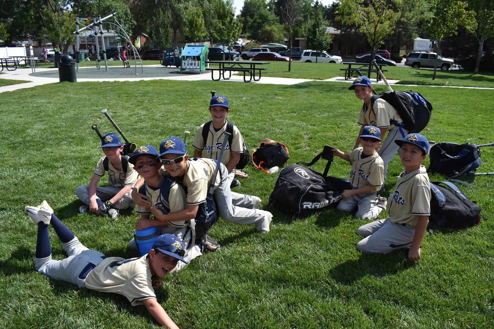 CageRat Baseball image 3